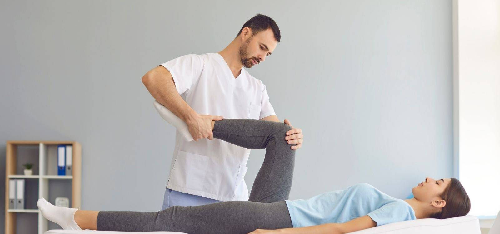 Hip & Knee at Tracey Miles Physio near Canterbury Kent